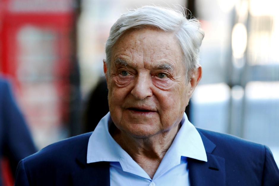 George Soros | Author: REUTERS