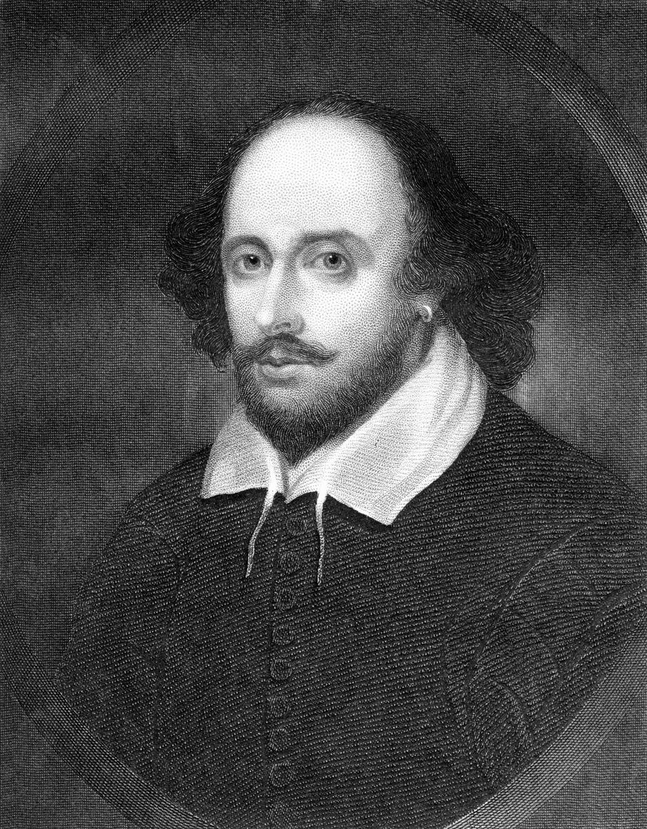 William Shakespeare | Author: Thinkstock
