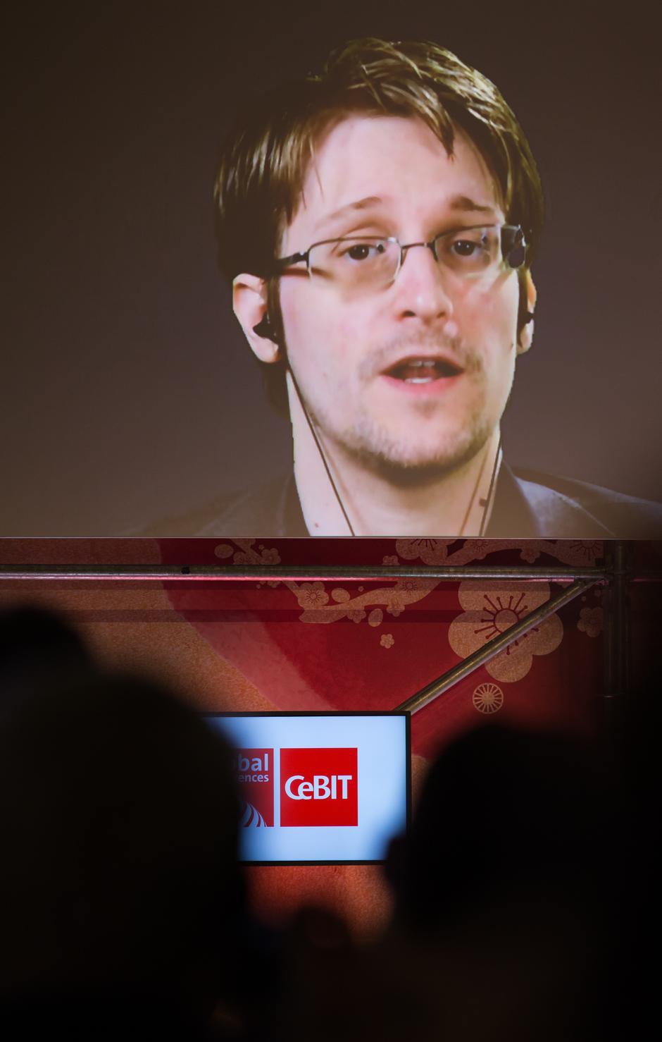 Edward Snowden | Author: Friso Gentsch/DPA/PIXSELL
