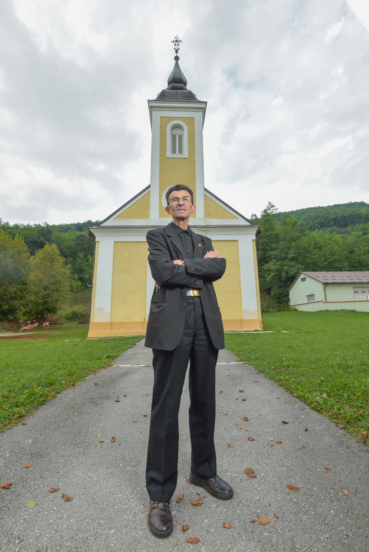 Don Anđelko Kaćunko | Author: Dino Stanin/PIXSELL