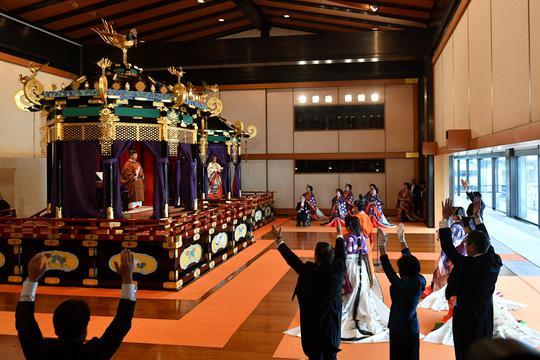 Inauguracija japanskog cara Naruhita i carice Masako