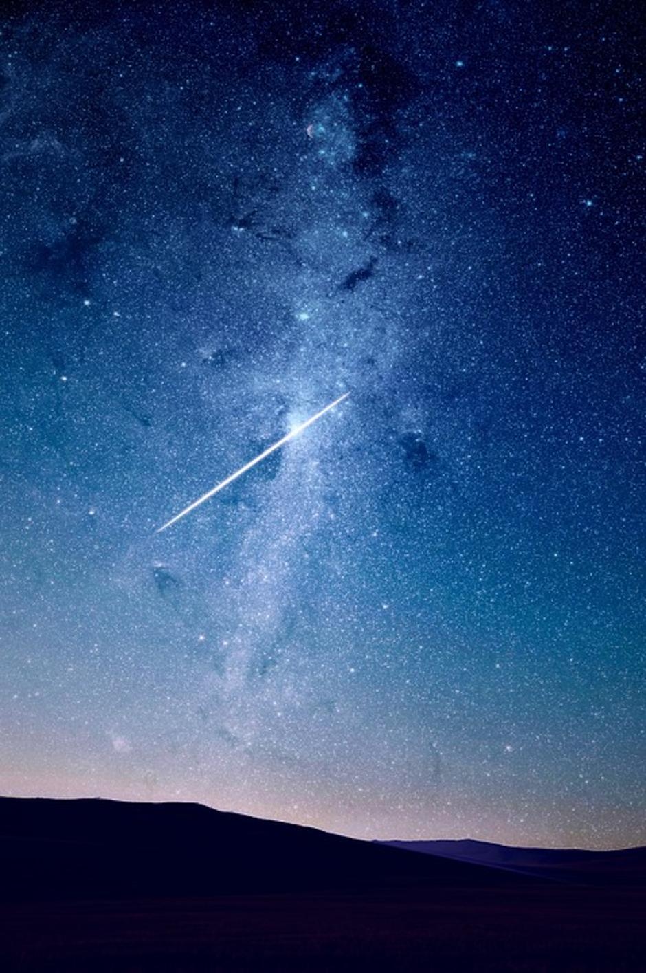 Noćno nebo | Author: Pixabay