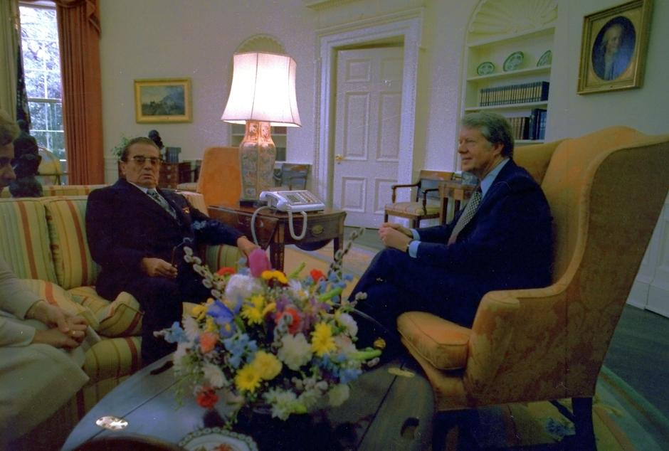 Tito i Jimmy Carter | Author: White House