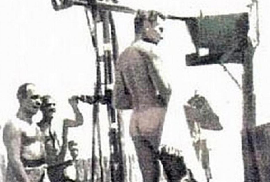 Gologuzi Tito u Španjolskoj | Author: Glas Javnosti