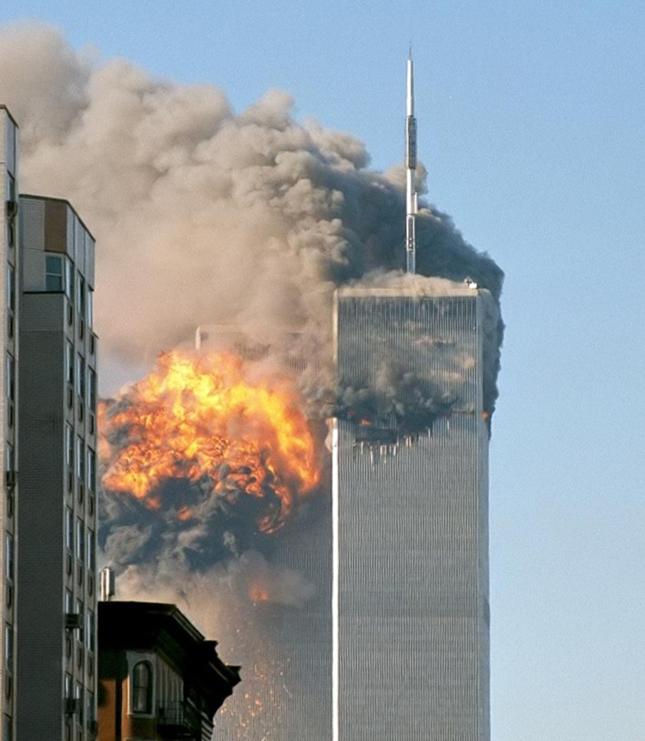 Teroristički napad na WTC u New Yorku - september 11 | Author: Wikimedia Commons
