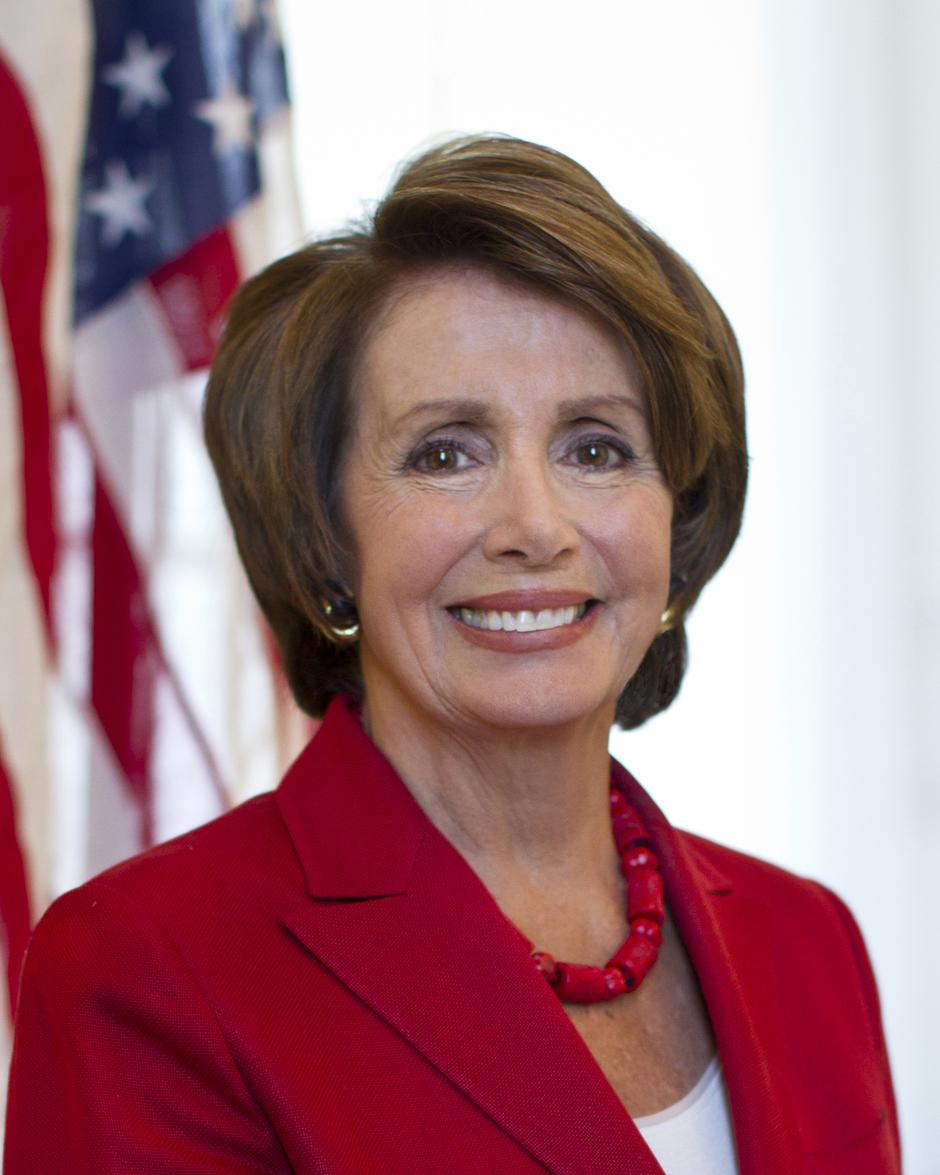 Nancy Pelosi | Author: Wikipedia