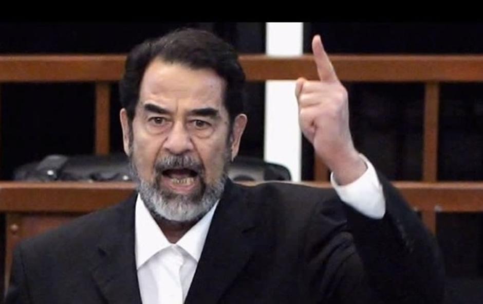 Saddam Hussein | Author: Youtube