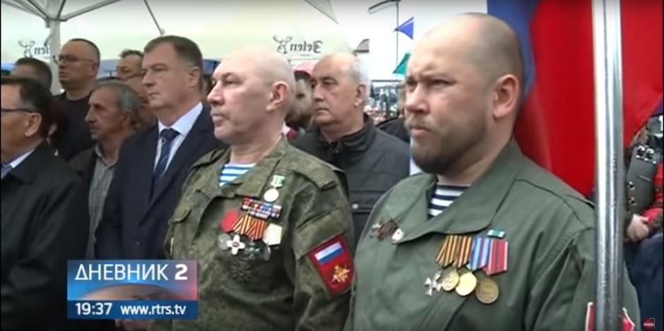 Srpski veterani iz rata za RS u BiH u 90-ima, komemoracija u Višegradu | Author: YouTube