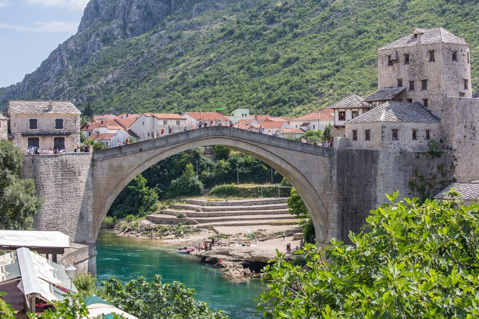 Mostar | Author: Grgo Jelavic (PIXSELL)