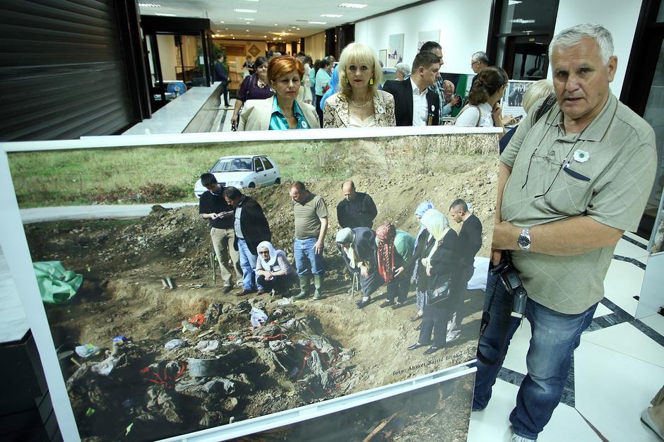 Komemoracija žrtvama genocida u Srebrenici iz 2016. | Author: Goran Stanzl/PIXSELL