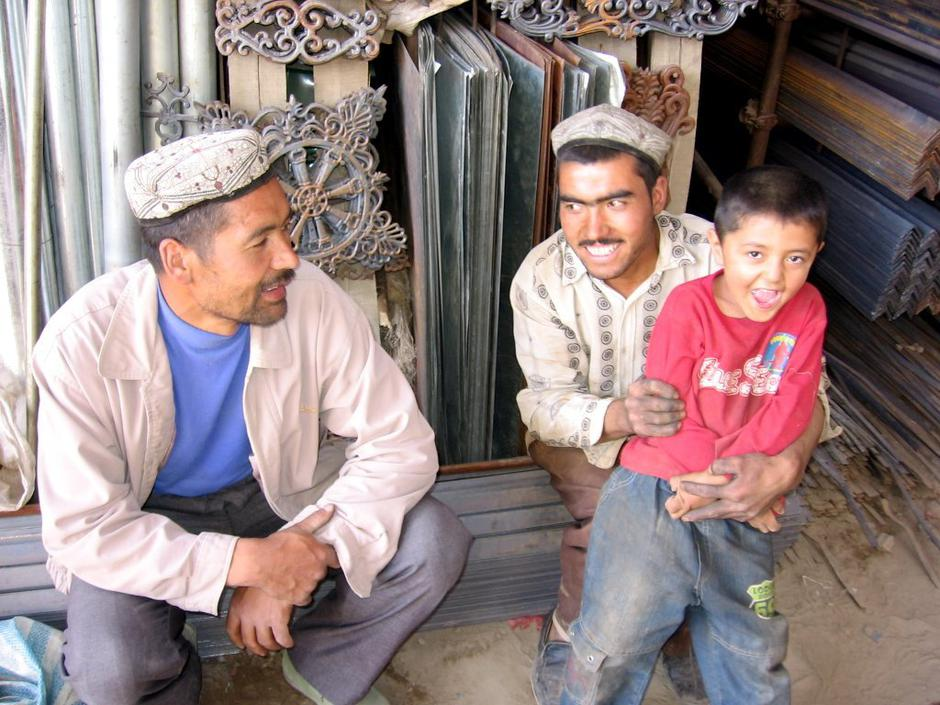 Ujguri u Xinjiangu   Author: Colegota/ CC BY-SA 2,5 es