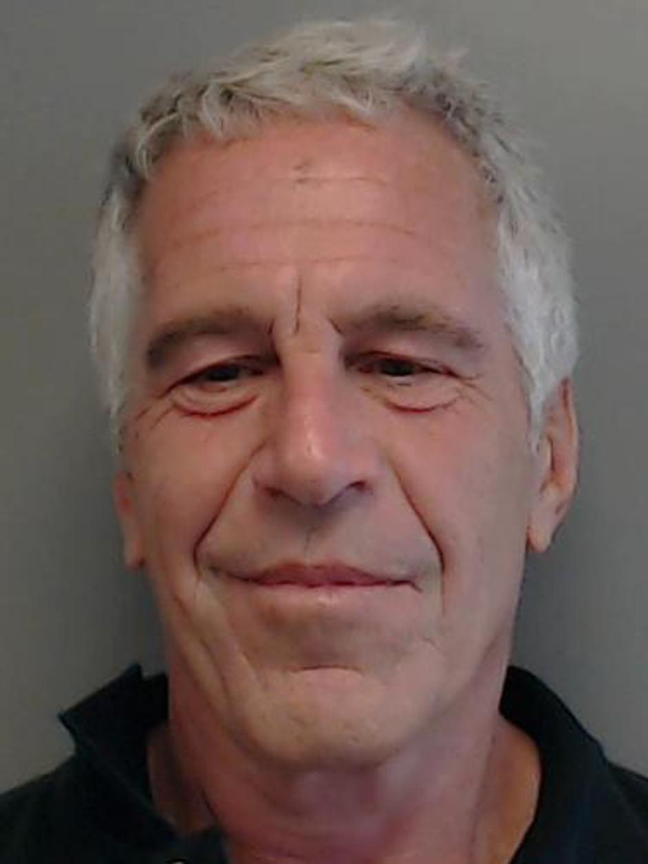 Jeffrey Epstein na zatvorskoj fotografiji | Author: Wikipedia Commons