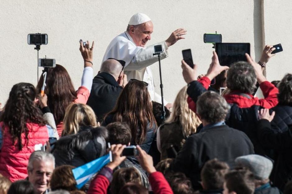 Papa Franjo | Author: IPA/PIXSELL
