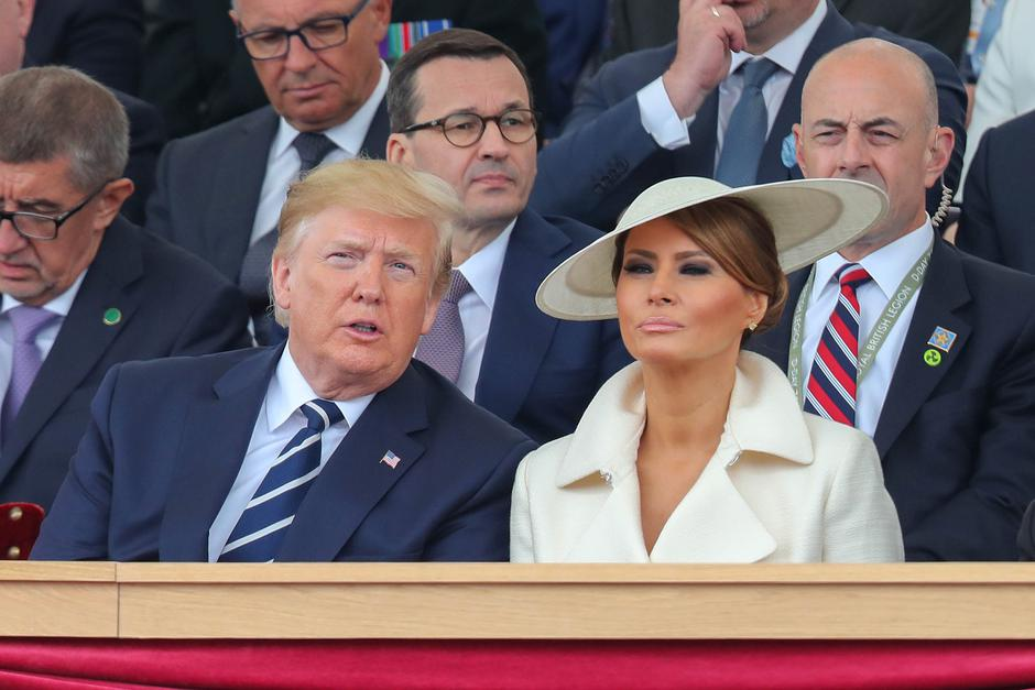 Donald i Melania Trump | Author: Chris Jackson/Press Association/PIXSELL