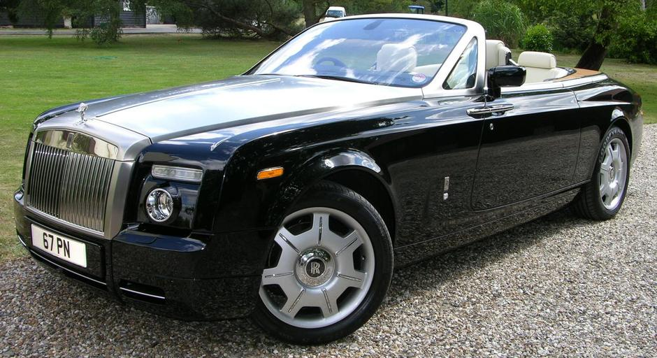 Rolls Royce Phantom Drophead | Author: Wikipedia