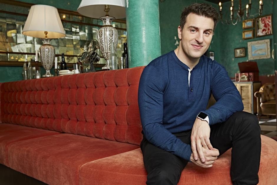 Brian Chesky | Author: Gabriela Hasbun/News Syndication/PIXSELL