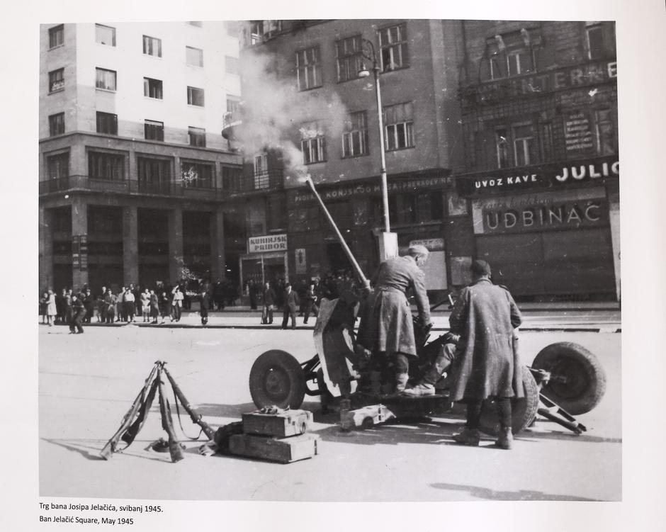 Svibanj1945. oslobođenje Zagreba | Author: Hrvatski povijesni muzej u Zagrebu/ privatna zbirka
